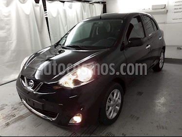 Nissan March Advance usado (2018) color Negro precio $169,900