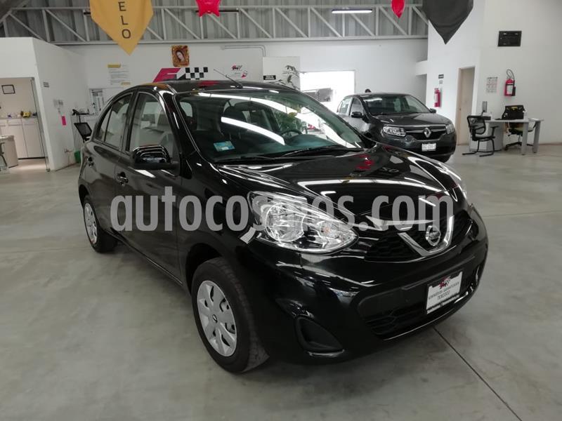 Nissan March Sense usado (2019) color Negro precio $159,000