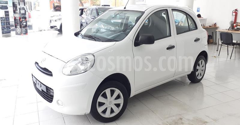 Nissan March Active ABS usado (2019) color Blanco precio $129,900