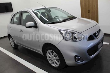 Foto Nissan March Advance Aut usado (2018) color Plata precio $179,000