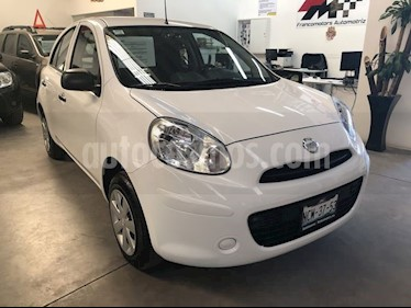 Nissan March Active Cargo ABS usado (2018) color Blanco precio $139,000