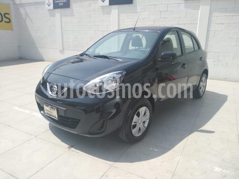Nissan March Sense usado (2019) color Negro precio $162,000