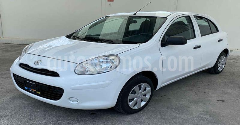 Nissan March Active ABS usado (2019) color Blanco precio $124,900