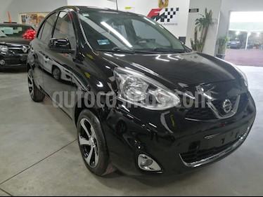 Foto Nissan March Advance Aut usado (2017) color Negro precio $175,000