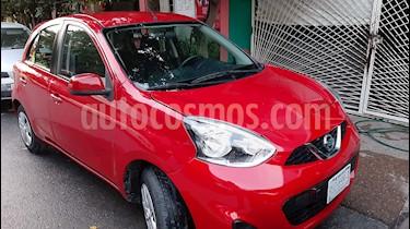 Foto Nissan March Sense usado (2018) color Rojo precio $135,000