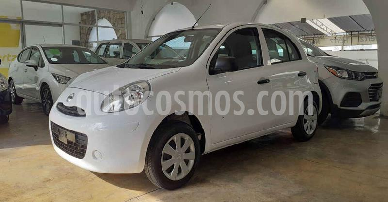 Nissan March Active ABS usado (2019) color Blanco precio $126,500