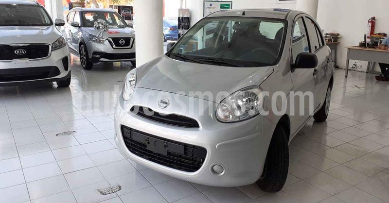 Nissan March Active ABS usado (2020) color Plata Dorado precio $143,900
