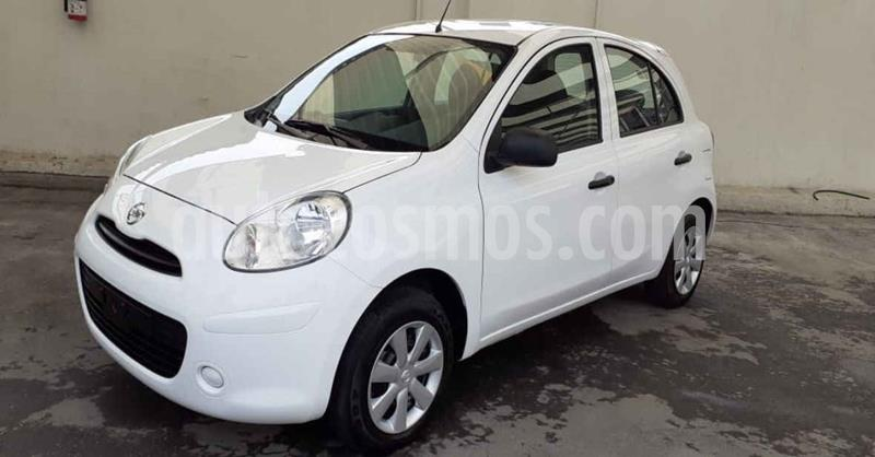 Nissan March Active ABS usado (2020) color Blanco precio $144,900
