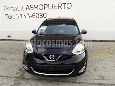 Nissan March Advance usado (2018) color Negro precio $173,000