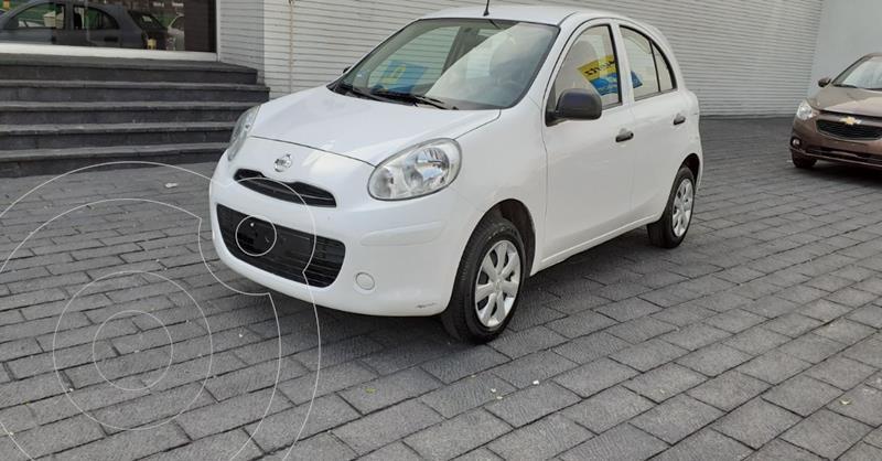 Foto Nissan March Active ABS usado (2020) color Blanco precio $142,900