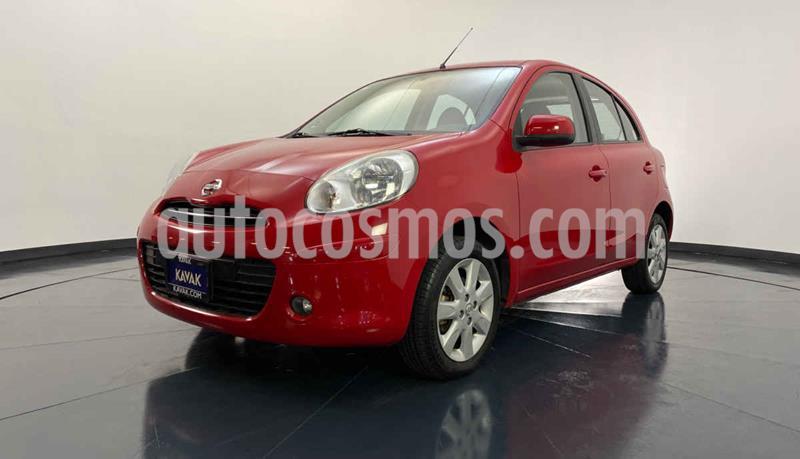 Nissan March Advance usado (2013) color Rojo precio $109,999