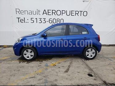 Foto venta Auto usado Nissan March Sense  Aut (2018) color Azul precio $155,000