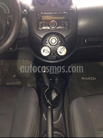 Nissan March Sense  usado (2013) color Blanco precio $82,000
