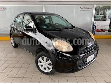 Foto Nissan March Sense  usado (2012) color Negro precio $99,900