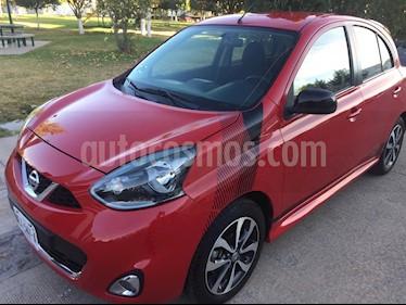 Foto venta Auto usado Nissan March SR NAVI (2015) color Rojo precio $153,000