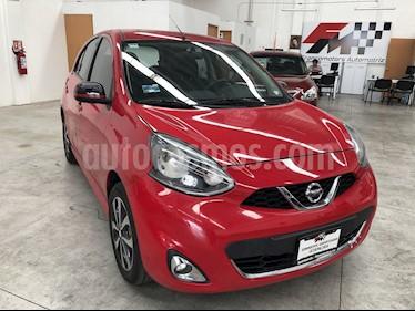 Foto venta Auto usado Nissan March SR NAVI (2017) color Rojo precio $160,000
