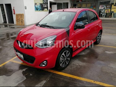 Foto Nissan March SR usado (2019) color Rojo precio $210,000