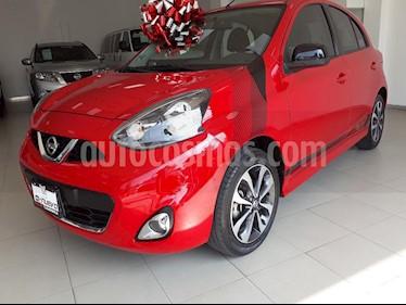 Foto venta Auto Seminuevo Nissan March SR (2016) color Rojo precio $185,900