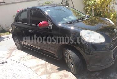 Nissan March SR usado (2012) color Negro precio $90,000