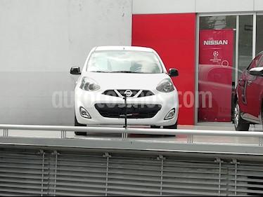 Foto Nissan March SR usado (2018) color Blanco precio $210,000