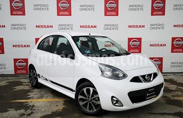 Foto Nissan March SR usado (2019) color Blanco precio $199,000