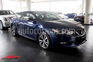Foto venta Auto usado Nissan Maxima 3.5 Exclusive (2017) color Azul precio $415,000