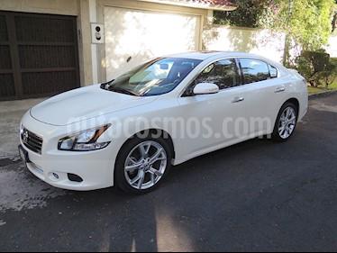 Nissan Maxima 3.5 Exclusive usado (2014) color Blanco precio $237,000