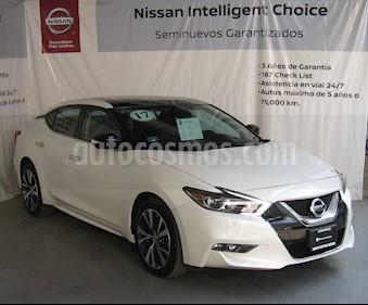 Foto venta Auto usado Nissan Maxima 3.5 Exclusive (2017) color Blanco precio $495,000