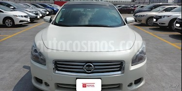 Foto venta Auto Seminuevo Nissan Maxima 3.5 Exclusive (2013) color Blanco precio $239,000