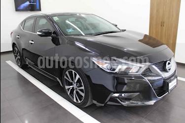 Foto venta Auto usado Nissan Maxima 3.5 Exclusive (2017) color Negro precio $399,000