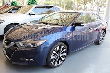 Foto venta Auto Seminuevo Nissan Maxima 3.5 Exclusive (2016) color Azul precio $469,000