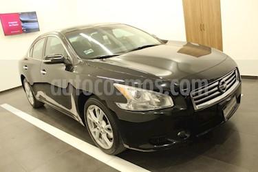 Foto venta Auto usado Nissan Maxima 3.5 SR (2015) color Negro precio $275,000
