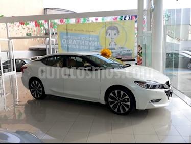 Foto venta Auto Seminuevo Nissan Maxima 3.5 SR  (2017) color Blanco Perla precio $535,000