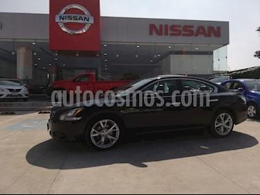 Foto venta Auto Seminuevo Nissan Maxima 3.5 SR (2015) color Negro precio $270,000