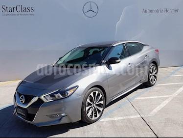 Foto venta Auto usado Nissan Maxima 3.5 SR (2016) color Gris precio $339,900