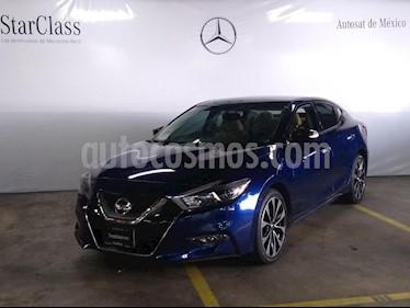 Foto venta Auto usado Nissan Maxima 3.5 SR (2016) color Azul precio $359,000
