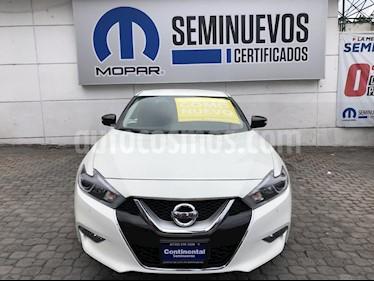 Foto venta Auto usado Nissan Maxima 3.5 SR (2017) color Blanco precio $405,000