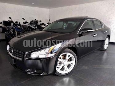 Foto venta Auto usado Nissan Maxima 3.5 SR (2013) color Negro precio $190,000