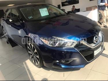 Foto venta Auto Seminuevo Nissan Maxima 3.5 SR (2016) color Azul precio $440,000