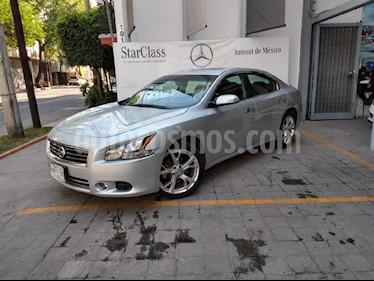 Foto venta Auto usado Nissan Maxima 3.5 SR (2013) color Gris precio $199,850