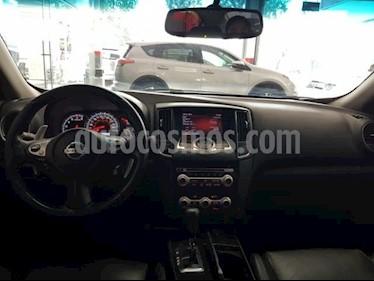 Foto venta Auto usado Nissan Maxima 4p Exclusive V6/3.5 Aut (2014) color Negro precio $213,000