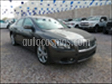 Foto Nissan Maxima 4P SPORT CVT 3.5L usado (2013) color Acero precio $239,000