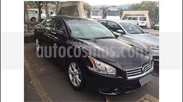 Nissan Maxima Exclusive usado (2013) color Negro precio $210,000