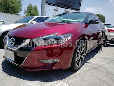 Foto venta Auto usado Nissan Maxima Exclusive (2017) color Rojo precio $398,000
