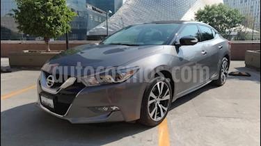 Foto venta Auto Seminuevo Nissan Maxima Exclusive (2018) color Gris precio $410,000