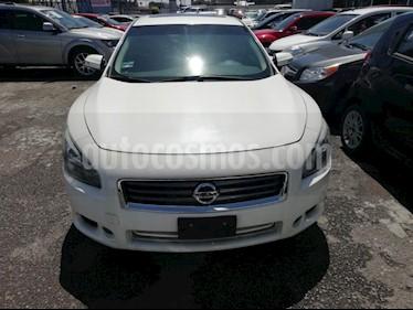 Foto venta Auto usado Nissan Maxima Exclusive (2014) color Blanco precio $259,000
