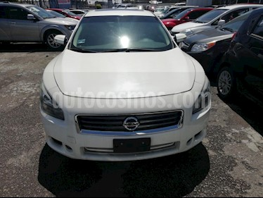 Foto venta Auto Seminuevo Nissan Maxima Exclusive (2014) color Blanco precio $259,000