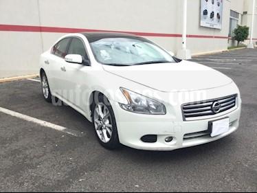 Foto venta Auto usado Nissan Maxima MAXIMA CVT EXCLUSIVE (2014) color Blanco precio $210,000