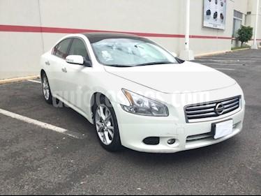 Foto venta Auto usado Nissan Maxima MAXIMA CVT EXCLUSIVE (2014) color Blanco precio $200,000