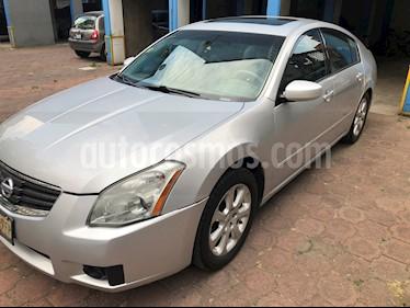 Nissan Maxima SL Luxury CVT usado (2007) color Plata Metalizado precio $98,000
